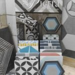 Ca'Pietra Encaustic Tiles in our York Showroom