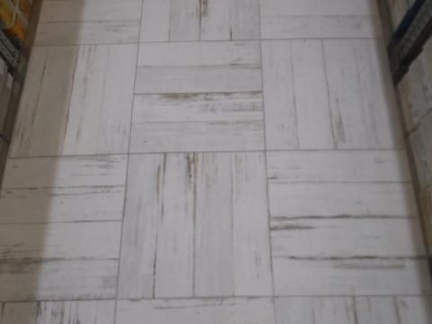 Washed Wood Effect Floor Tiles in York