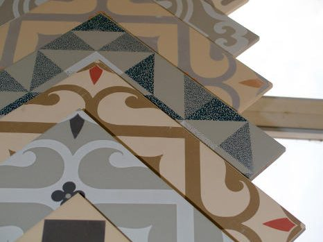 Encaustic Tiles York