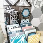 Encaustic Tile Display in York