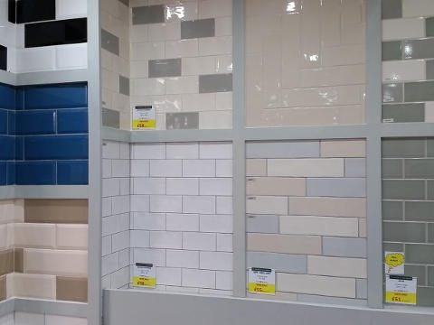 Stylish Subway Style Wall Tiles in York