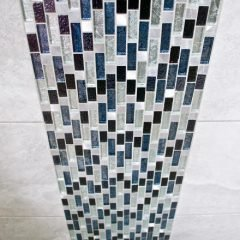 Mosaic Tile Display in York