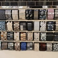 Mosaic Tiles in Store at Discount Tile Depot in York
