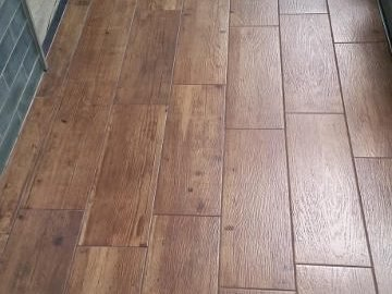 Wood Effect Floor Tiles in York