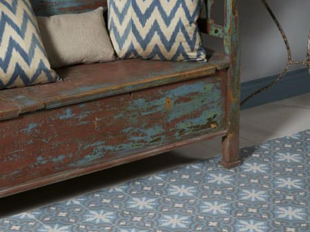 CaPietra Casablanca Encaustic Tiles