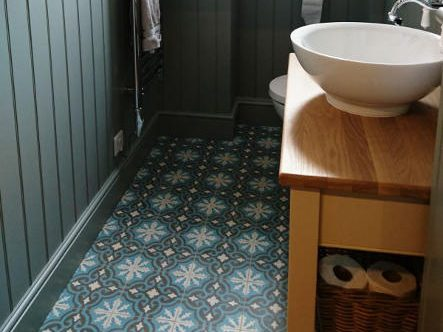 CaPietra Casablanca Encaustic Tiles York
