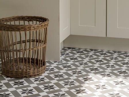 CaPietra Chelsea Encaustic Tiles