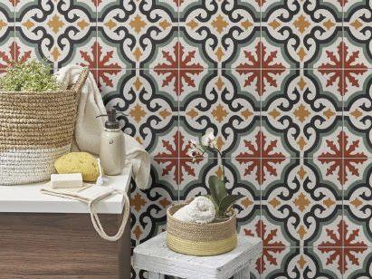 CaPietra Salisbury Encaustic Tiles York