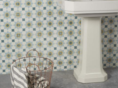 CaPietra Tangier Encaustic Tiles York