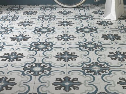 CaPietra Toulon Encaustic Tiles