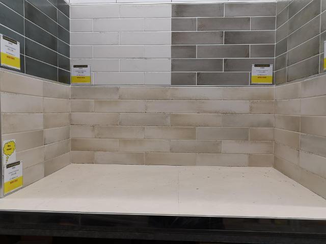 Wall Tile Display